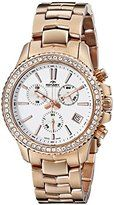 Rotary Women's Analog Display Swiss Quartz Rose Gold Watch 21st Gifts, Rotary, Cool Watches, Rose Gold Plates, Gold Watch, Chronograph, Plating, Quartz, Display