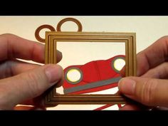 Sportscar 001 - YouTube Goes with It's A Party! Card