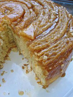 ABC: Butterscotch Spiral CoffeeCake - Home - Sweetbites Blog