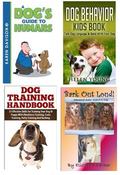 4 new FREE ebooks about dogs