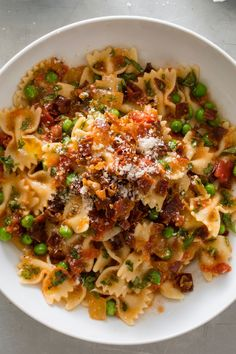 Healthy Pasta Recipes, Healthy Food Choices, Pasta Recipies, Real Food Recipes, Cooks Country Magazine, Cocovan Recipe, Farfalle Recipes, Sofrito Recipe, Actifry Recipes