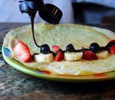 Crepes or Danish Pancakes