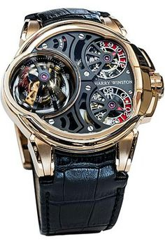 Harry Winston Histoire de Tourbillon 5 - Building on the technical challenges…