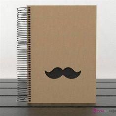 Cuaderno Moustache Espiral