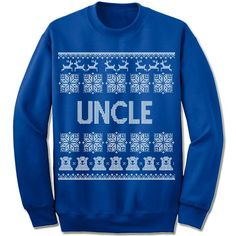 Uncle Ugly Christmas Sweater. – Merry Christmas Sweaters