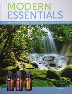 Boek Modern Essentials in Nederlands - doTERRA etherische olie in Nederland: het gezonde antwoord van moeder natuur