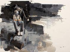Julien Spianti . Paintings . Memento Vivi