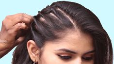 Unseen Party hairstyle 2019 for girls Hair Style Girl hairstyles Easy Hairstyles for long Easy Party Hairstyles, Girls School Hairstyles, Side Braid Hairstyles, Easy Hairstyles For Medium Hair, Work Hairstyles, Easy Hairstyles For Long Hair, Medium Hair Styles, Long Hair Styles, Fashion Hairstyles