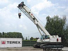Terex Entreprenad - http://MaskinVerket.se #Terex