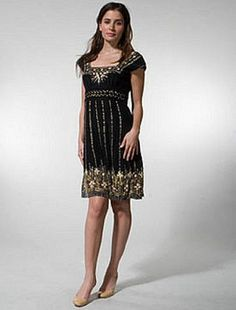 Nanette Black Silk Dancing Machine Dress Size 10 Retail $535.00 Sale $375.00, This dress is sinuous, sleek, has marvelous draping.  Pair with fabulous gold or black pumps. Tropical vacation, great with gold cage sandal, simple gold flat. Add great bangle. Perfect four season dress will make a beautiful addition to your wardrobe. Silk Dancing, Caged Sandals, Gold Flats, Nanette Lepore, Draping, Black Silk, Black Pumps, Pretty Dresses, Sewing Ideas