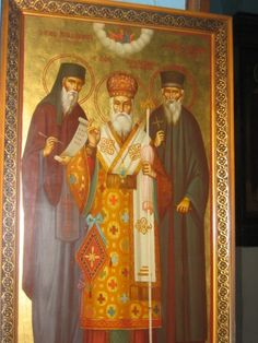 Byzantine Icons, Orthodox Icons, Saints, Blessed, Lord, Painting, Fresco, Painting Art, Lorde