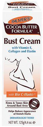 Palmer's Cocoa Butter Formula Bust Cream with Vitamin E, Collagen and Elastin #affiliate