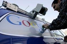 Top Secret Project : Sultan Google test driverless car