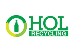 HOL Recycling Logo by Mac Not Apple, via Behance
