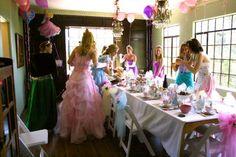 Princess Party...