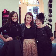 Fun times brainstorming last week with my boss ladies. Love my girls!! #betsykingshoes #betsyandmarla #bossladythursdays #paseo