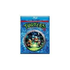 Teenage Mutant Ninja Turtles II: The Secret of the Ooze (Blu-ray)
