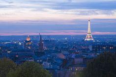 Pariisi matkaopas by Tripsteri