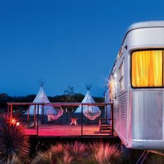 Five Places in the South that are a Step Up From Glamping