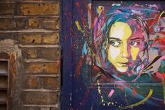 C215: Paris, France One of the most famous stencil artists nowadays, C215's art portrays the faces of those that society tends to overlook: street kids, the elderly, homeless people, and refugees. Some consider him the French Banksy… some differ.  Photo: Urbanartcore.eu  --  30 worldwide street artists that are blowing people's minds
