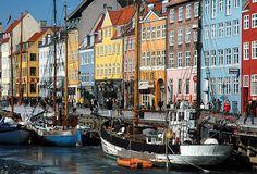 Copenhagen, Denmark #ridecolorfully