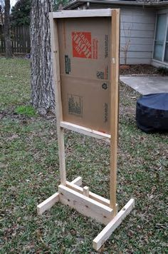 Homemade Target Stands For Shooting Portable Shooting Bench, Shooting Bench Plans, Outdoor Shooting Range, Outdoor Range, Shooting Targets, Shooting Guns, Shooting Stand, Shooting Practice, Archery Targets