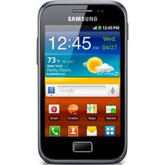 Galaxy Ace Plus Grand Ecran LCD TFT HVGA 365Processeur 1 GHz