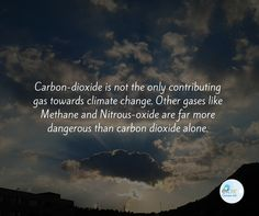 Do you know the primary polluting factors for Methane and Nitrous-oxide? #climatechange #globalwarming
