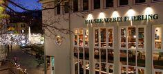 Hausbrauerei Feierling :) gute, bodenständige Hausmannskost in Freiburg. Future Travel, Home Brewery, Beer Garden, Freiburg