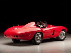 1954 Ferrari 750 Monza supercar supe