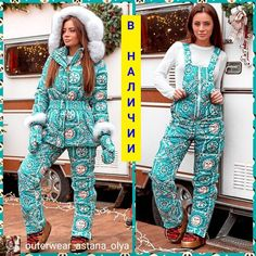 Winter Suit, Snow Pants, Snow Suit, Harem Pants, Coats, Fashion, Moda, Harem Trousers, Wraps