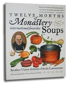 12 Months of Monastery Soups cookbook = fabulous recipes. NEVER been disappointed, and there are few if any odd ingredients.