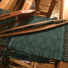 On the loom this week are some new washcloths.  It has been rainy so I should get some weaving and housework done tomorrow....well more weaving than housework most likely.  #housework #homecooking #grandmas #emptynest #farmlife #dishwashing #cleaningday
