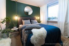 Dorota Szelągowska, Blog Doroty Szelągowskiej Home Staging, Home Interior Design, Projects To Try, Loft, Living Room, Bedroom, House, Furniture, Home Decor