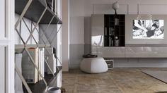 Дизайн квартиры - ЖАСМИНОВАЯ