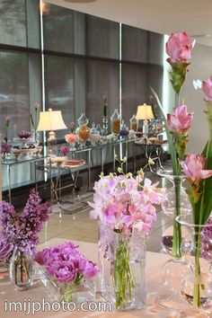 Private event at the Source restaurant in DC by Syzygy Event Productions  www.SyzygyEvents.com  www.facebook.com/syzygyeventproductions  flowers by Edge Flowers