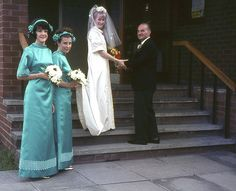 Our Wedding 1968