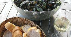 Cuisine-à-Vous: Mosselen met pesto