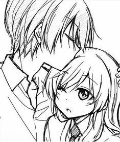 Karma x Nagisa (KaruNagi/Karmagisa) from Assassination Classroom/Ansatsu Kyoushitsu Anime Drawings Sketches, Anime Couples Drawings, Anime Sketch, Cute Drawings, Best Anime Couples, Anime Couples Manga, Manga Anime, Manga Couple, Anime Love Couple