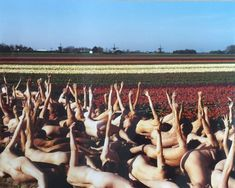 Catawiki online auction house: Spencer Tunick (1967-) - Amsterdam, 2007