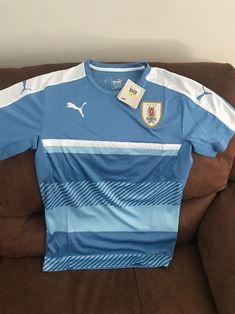 cf1e36428 PUMA Uruguay National Team Training Jersey Men s Medium