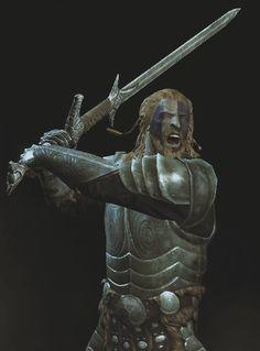 #knight #warrior #skyrim