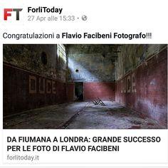 Su #forlì today del 27 aprile trovate un mia intervista. #fotografo #predappio #forli #forlimpopoli #russi #lugo #bertinoro #imola #nikon #nikonitalia #iamnikon #cervia #ravenna #rimini #cesenatico by flavio_facibeni