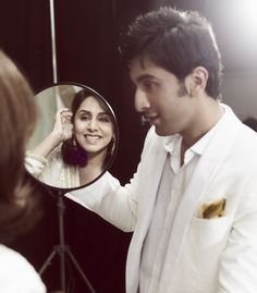 Mother and son; Neetu Singh Kapoor and Ranbir Kapoor Bollywood Couples, Bollywood Stars, Bollywood Fashion, Cute Relationship Quotes, Cute Relationships, Indian Celebrities, Bollywood Celebrities, Neetu Singh, The Good Son