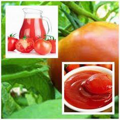 La Naturaleza como Medicina: Cura de tomates