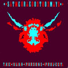 THE ALAN PARSONS PROJECT - STEREOTOMY  (1985)