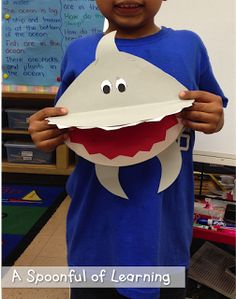 Fun in the Ocean! Math and Literacy Activities! Sharks