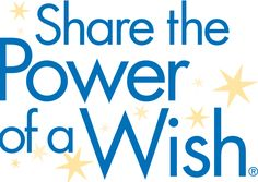 A wish is granted every 38 minutes. The Make-A-Wish Foundation grants the wishes of children with life-threatening medical conditions.  Never underestimate the power of a wish! #pinyourcause