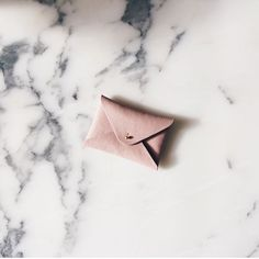 NEW! The Helmsley Card Holder in Blush