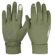 Winter Gloves, HiCool Touch Screen Gloves Thermal Cycling Gloves Driving Gloves for Men and Women (Army Green, Small) ** Learn more by visiting the image link. Winter Gloves, Cycling Gloves, Driving Gloves, Origami Instructions, Mens Gloves, Running Women, Army Green, January 12, Image Link